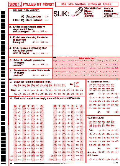 Ocr Icr Omr Scanning Forms Invoices Elections